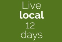 Live Local 12 Days / The Abbi Agency is running a 12 Days Christmas giveaway Dec. 1 - 12. Everyday we will pin a different local gift that we are giving away. Repin the photos to be entered to win the items. / by The Abbi Agency