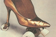 OMG Shoes / Fabulous shoes for fancy feet / by Wonderlands Vintage