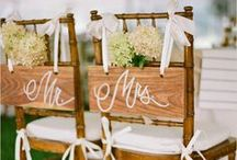 Wedding / by Maria Allen