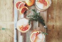 Alcofrolic Beverage & Une Cafe / Tasty alcoholic drinks, smoothies and other delicious drinks / by Wonderlands Vintage