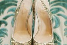 GOLD + GLITTER WEDDING / by Amber