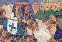 25h Martiou - Heroes 1821 / Διάφορες δραστηριότητες για τους ήρωες της επανάστασης, ιστορία, ποιήματα κ.α  / by Popi-it.gr