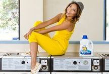 Woolite Everyday with Fiber-Flex™ Technology featuring Jeannie Mai / When you find clothes you love, you want them to last. Woolite with Fiber-Flex™ Technology won't cause stretching, keeping that perfect fit wash after wash. Don't take a chance. Trust Woolite. / by Woolite