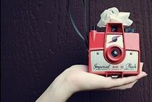 Analog Cameras / Long live film cameras. The mechanical magic never gets old.  / by Lee Ekstrom
