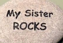 My Sister Rocks! / My sister and me / by Selena Hartman