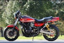 Two wheelers / Some of the bikes I would like to have in a collection. / by Corrie Craukamp