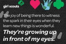 Girl scouts / by Beth Watson