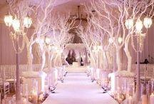 Who doesn't love weddings? / WEDDINGS :-) / by Rebecca J. Hamilton