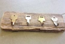What doesn't fit a round peg..ok its a junk..er treasure drawer but a good one! / by Rebecca J. Hamilton