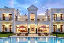 Designing the Dream House / by Rebecca J. Hamilton