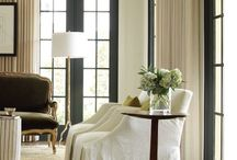 Interiors / Beautiful Interior Spaces and Elements  / by Lorie Duke