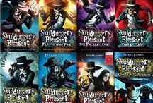 Skulduggery Pleasant / Skulduggery Pleasant. No further explanation required. / by Ellie Rowley
