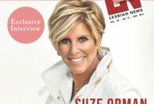 || LN Covers || / by Lesbian News