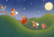 Illustrations : for children / A personal project :) / by Murielle Ravemon