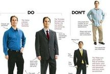 Dress for success men / by SIT Career and Practicum Services