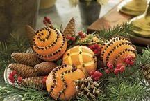 Noël - Hiver / Christmas - Winter / by Catherine CORBIER