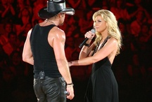 Country Music Couples / For these country music couples, love is very much alive... / by The Country Site