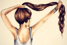 Tresses / by Kate Briggs