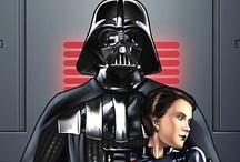 Star Wars Galaxy / by Jorge Vallejo