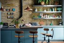 URBAN INDUSTRIAL KITCHEN / by Giani Granite Countertop Paint