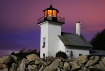 Lighthouses / by Tina Ehler