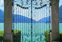 Gates / by Tina Ehler