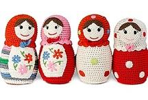Crochet por todos lados 2!! / by Trinidad Scalerandi