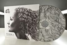 Music Design Inspiration / Music design inspiration. / by Lauren Bakke