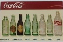 COCA COLA BOTTLES / by Anthony Contorno Sr.