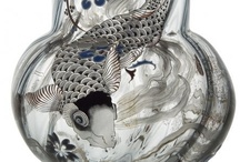 Blown Glass / Beautiful handblown glass from all over the world / by Stained Glass Japan SGS-JPN