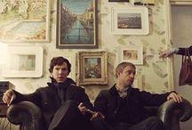 Sherlock and Watson / by karen meer