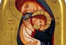 * Virgen Maria 2 / by Patty
