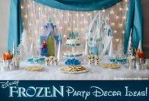 """Disney's: """"Frozen"""" Party / by Andie H"""