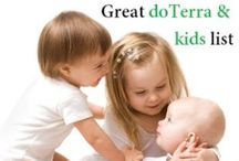 Doterra Oils: For Children / by Andie H