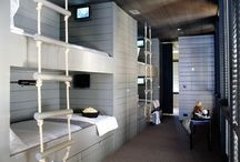 Home: Bunk Rooms / by Andie H