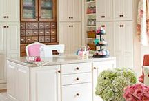 Sewing Rooms / by Hillary M Designs