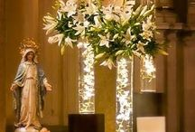 Velas & Flores / by Bibianamore