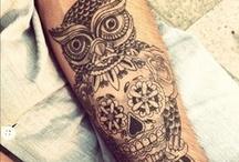 Tattoo inspiration / tattoos / by Sebaz Montanez