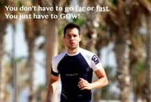 Get Motivated and GOW! / by GOW TRAINER