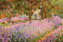 Claude Monet / by Yayoi Morimoto