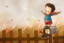 illustration / by Dhani Hudoyo