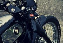 coffe_motorbikes / by skull empty