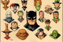 Comics / by Becky Roqueni Beninati