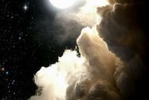 AIR / Breath  Wind  Sky  Atmosphere  Universe  Space / by g-W-w