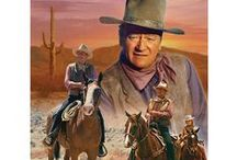 """John Wayne"" ""Great American"" / by Shirley Moon"