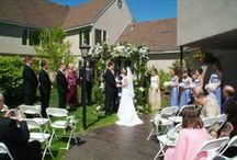 Weddings at the Orchards / by Orchards Hotel & Gala Steakhouse and Bistro