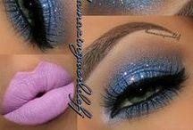 makeup / by Alli Shaft