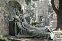 Cemeteries and Their Denizens / by Shari Maddox