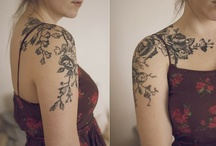 Tattoos / by Audrey Decker