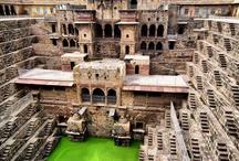 Our trip to India / Delhi-Varanasi-Agra-Jaipur-Udaipur-Jodhpor-Delhi / by Jas Lehal